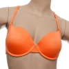 Bra Tieback Orange 2X-large Fits 36dd/38d/34ddd/40c